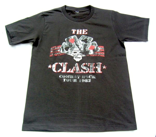 The clash Combat rock