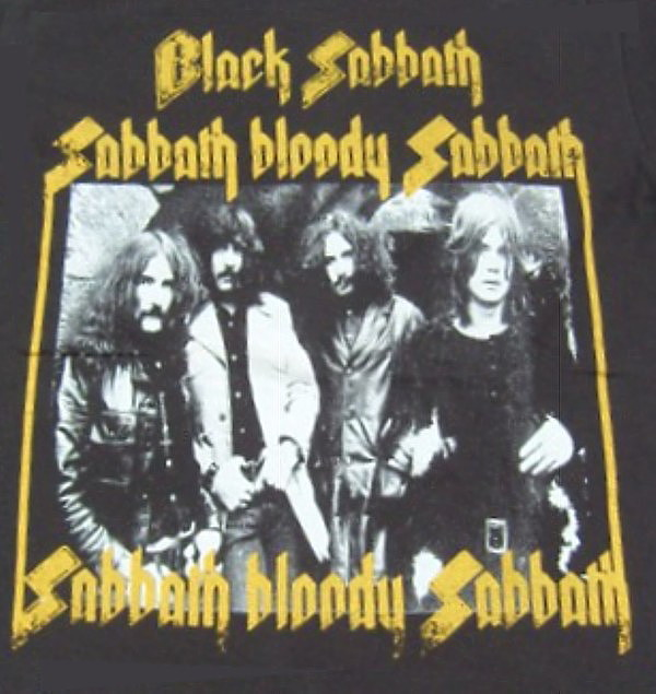 Black sabbath Sabbath bloody sabbath Tanktop