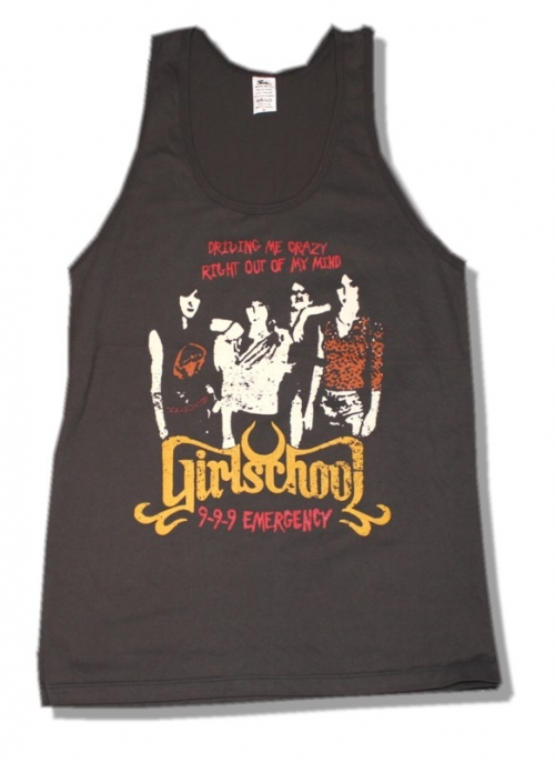 Girlschool Tanktop