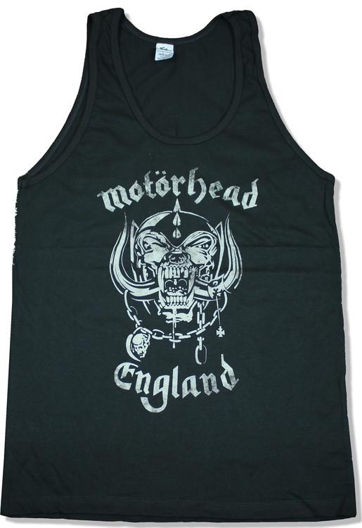 Motörhead England Tanktop