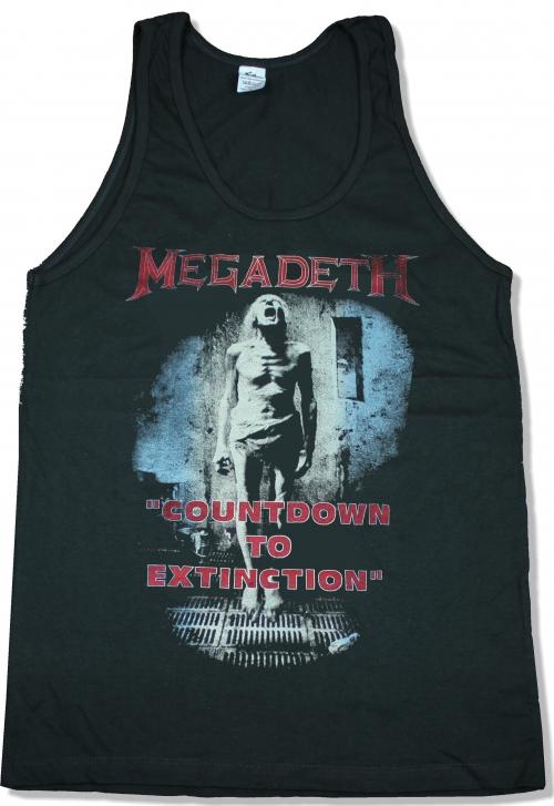 Megadeath Tanktop