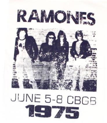 Ramones CBGB Tanktop