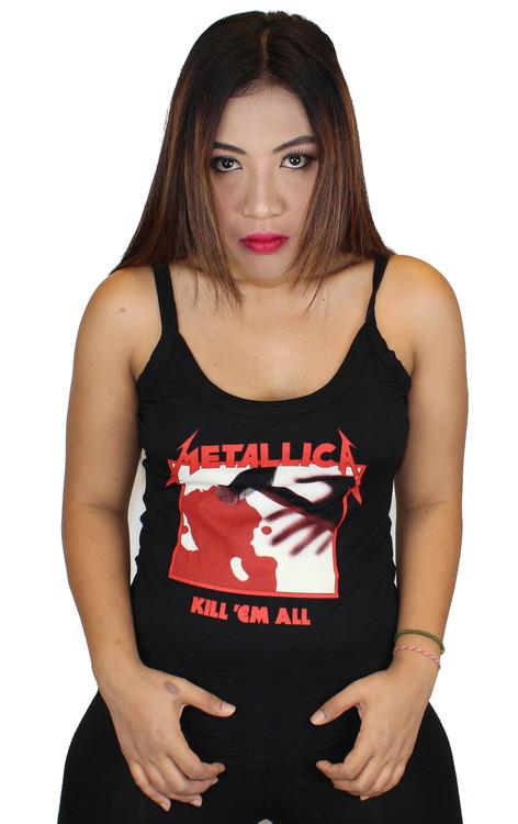 Metallica Kill em all Stringlinne