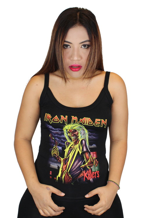 Iron maiden Killers Stringlinne