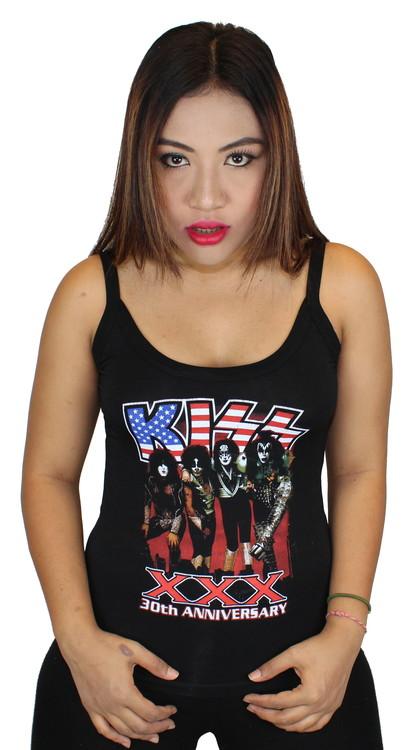 Kiss xxx Stringlinne