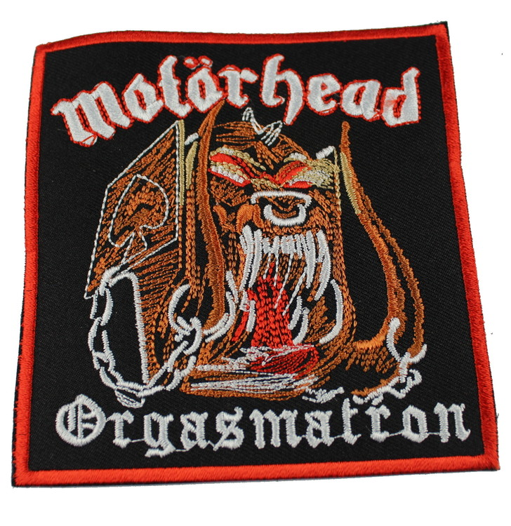 Motörhead Orgasmatron