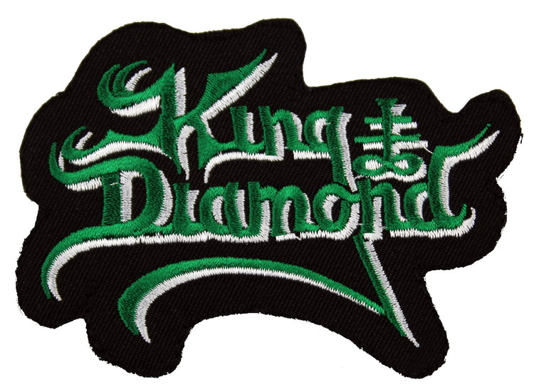 King diamond Grön