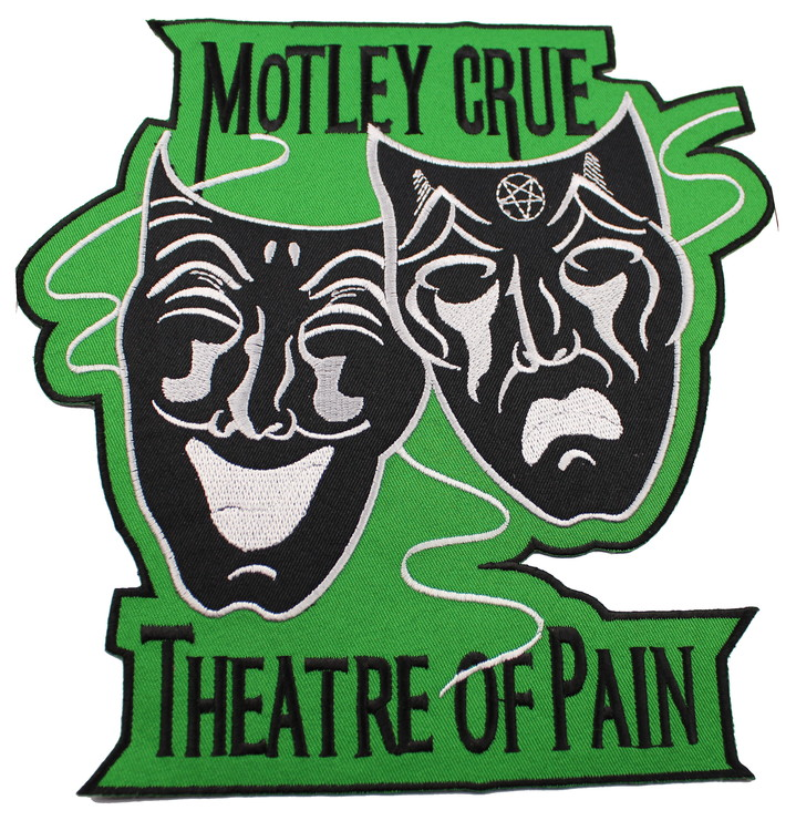 Mötley crue Theater of pain XL