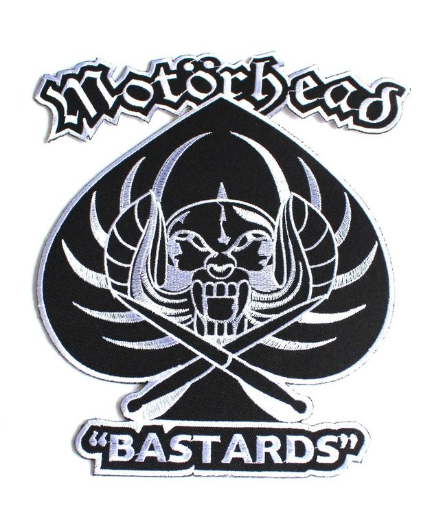 Motörhead Bastards XL