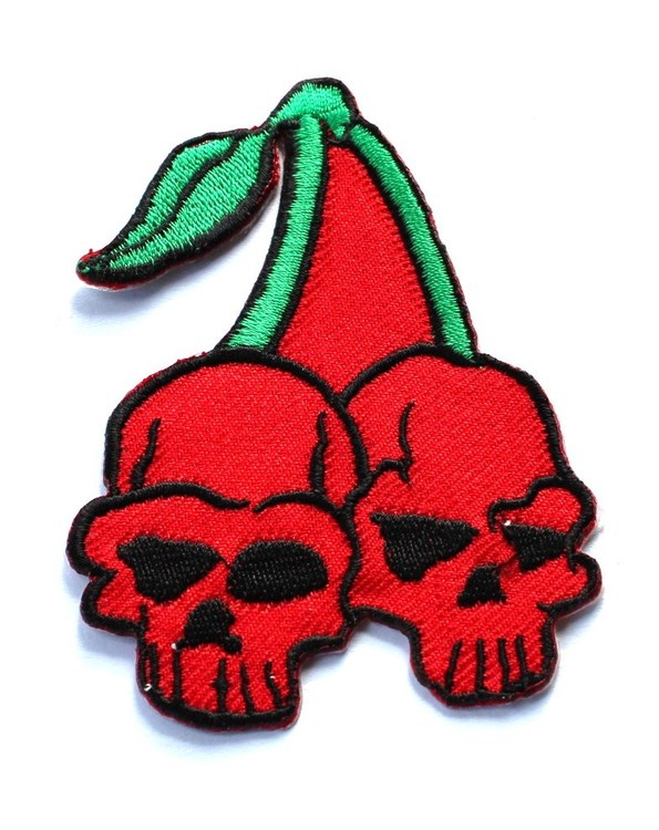 Cherry/skull