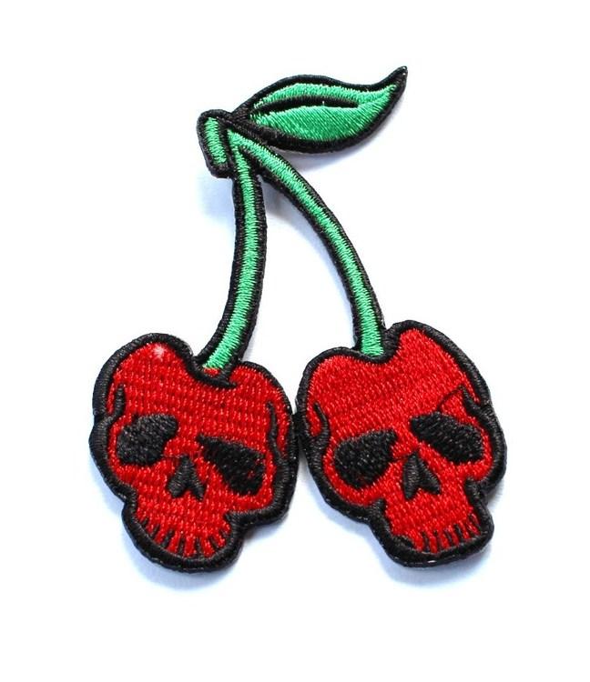 Cherry/skulls