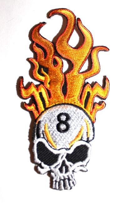 Skull/Fire