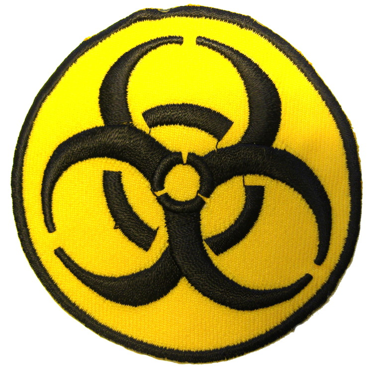 Biohazard rund
