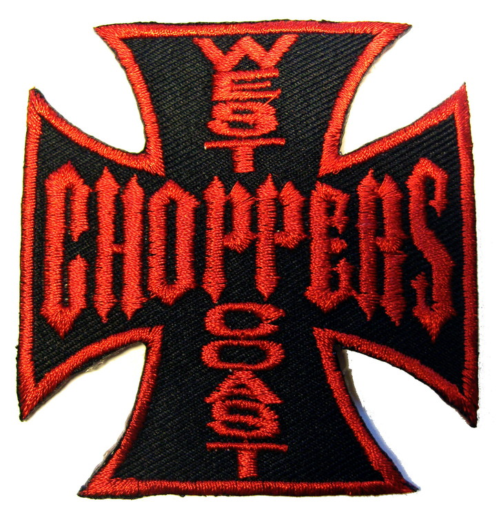 West coast choppers Red
