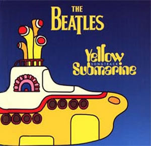George Harrison Yellow submarine