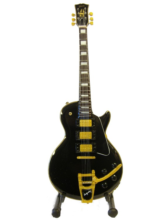 Jimmy Page Gibson Les paul Black beauty