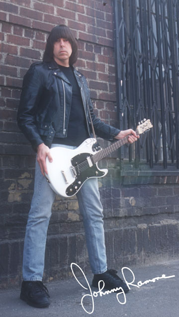 Johnny Ramone Mosrite