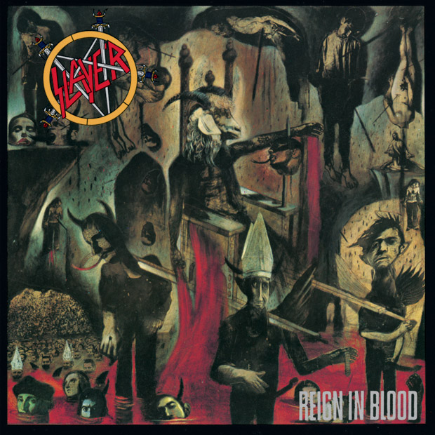 Slayer Reighn in blood tribute