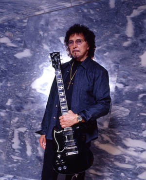Tony Iommi Signature model