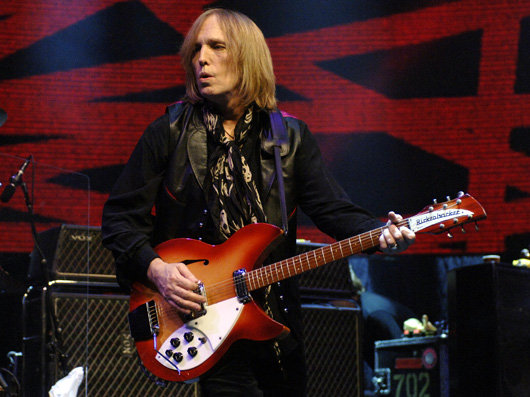 Tom Petty Rickenbacker