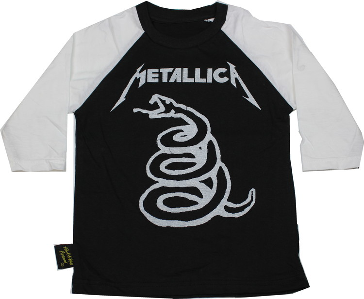 Metallica Snake Baseball