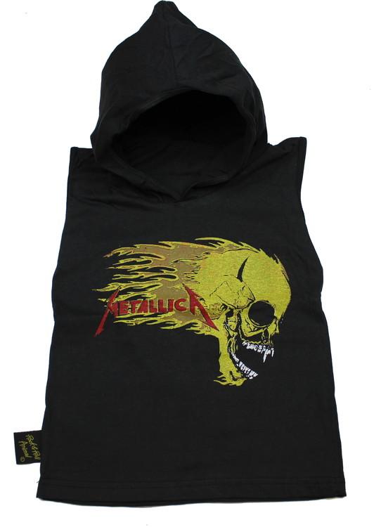 Metallica Skull Luva
