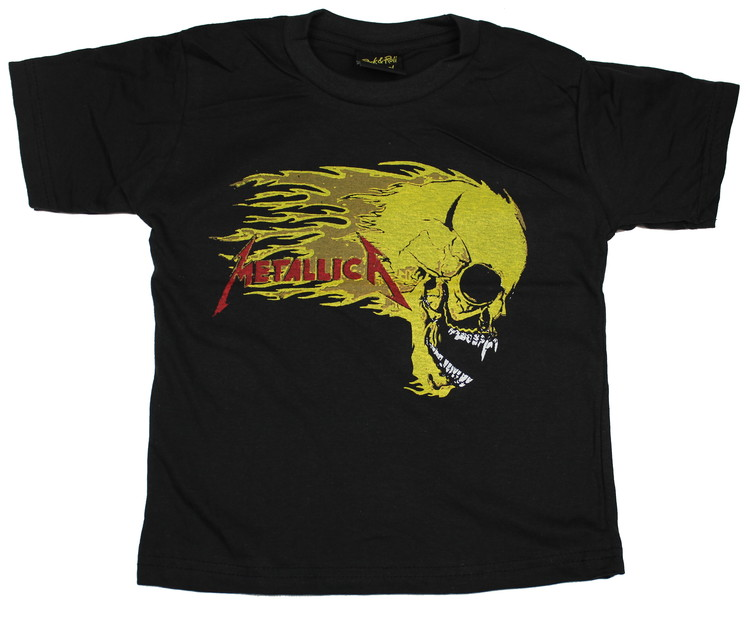 Metallica Skull barn t-shirt
