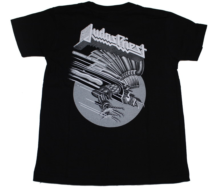 Judas Priest Screaming for vengance Barn t-shirt