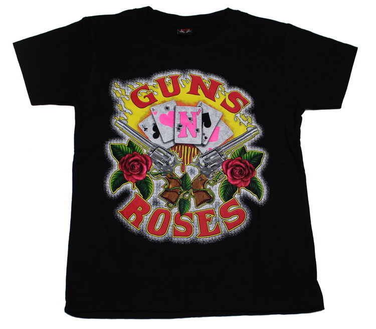 Guns n roses Barn t-shirt
