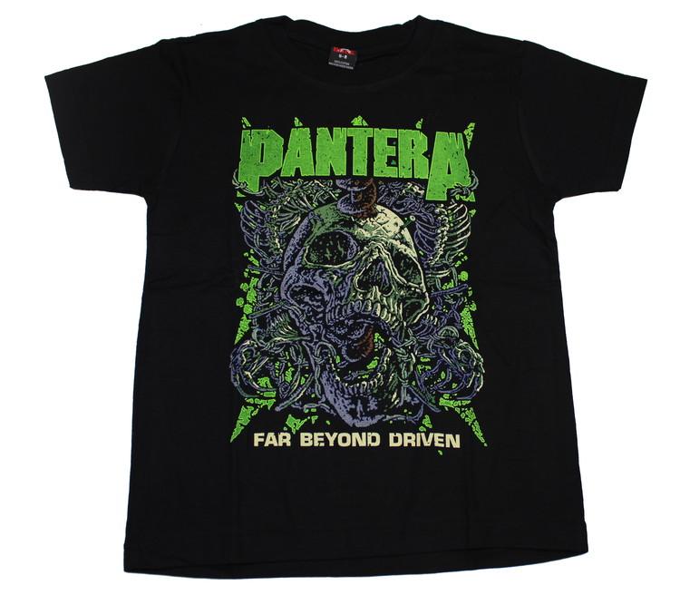 Pantera barn t-shirt