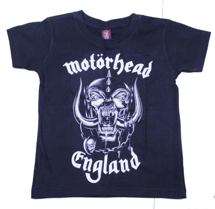 Barn t-shirt Motörhead england PREORDER. LEVERANS I NOVEMBER