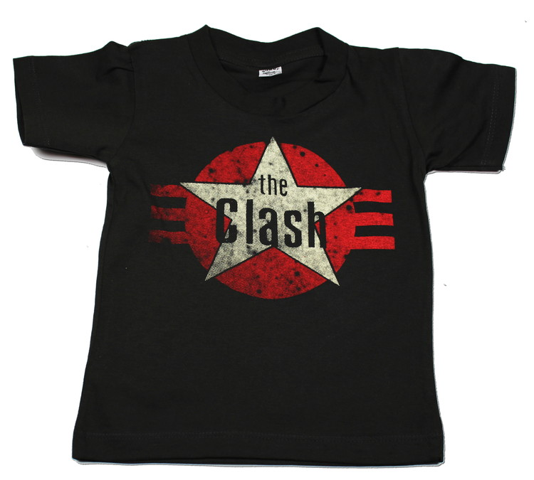 The clash vintage Barn t-shirt