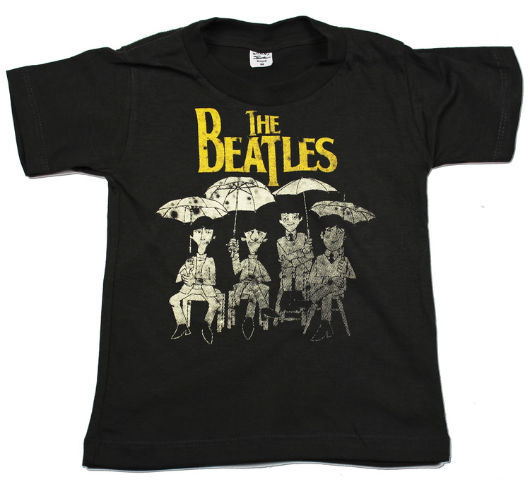 The beatles vintage Barn t-shirt