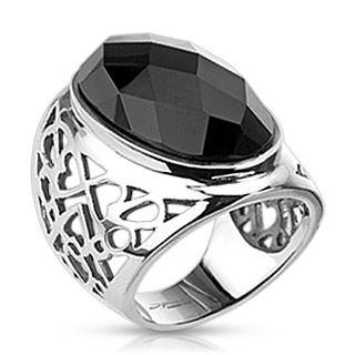 Onyx Faceted