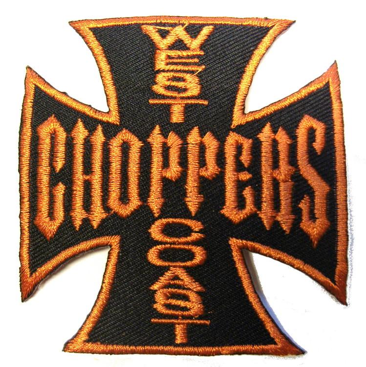 West coast choppers Orange