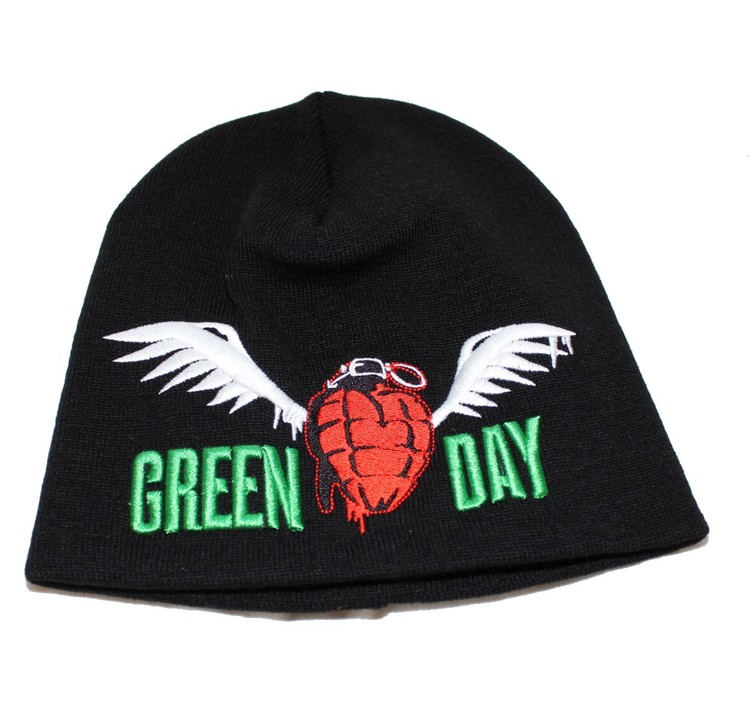Green day Beanie