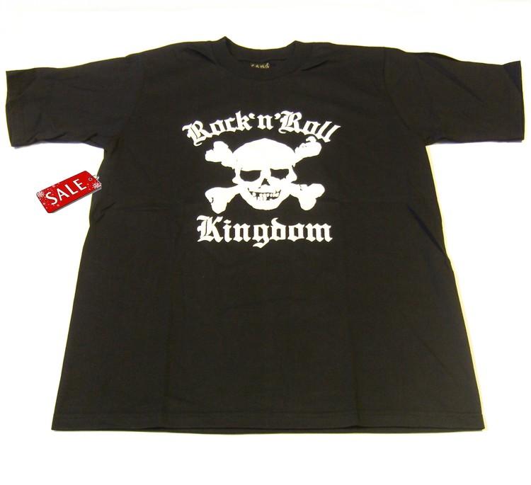 T-shirt Rock n roll kingdom