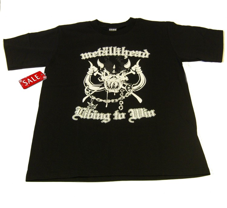 T-shirt Metällihead