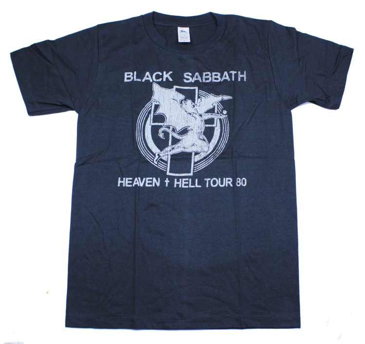 Black sabbath heaven and hell T-shirt