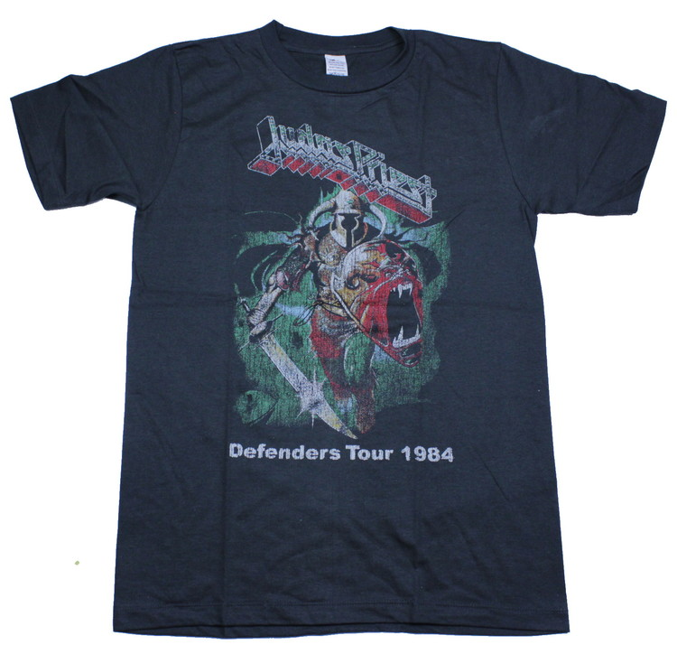 Judas priest Defenders tour T-shirt