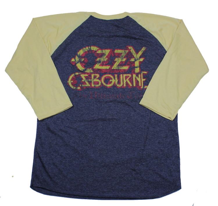 Ozzy Osbourne The ultimate baseballshirt