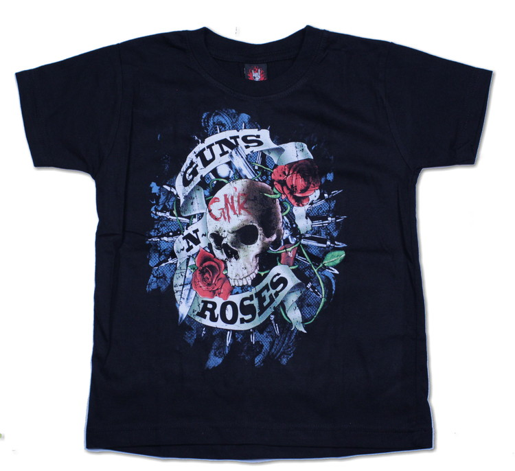 Guns n roses GNR Barn t-shirt
