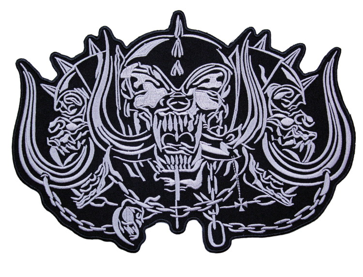 Motörhead Tripple heads