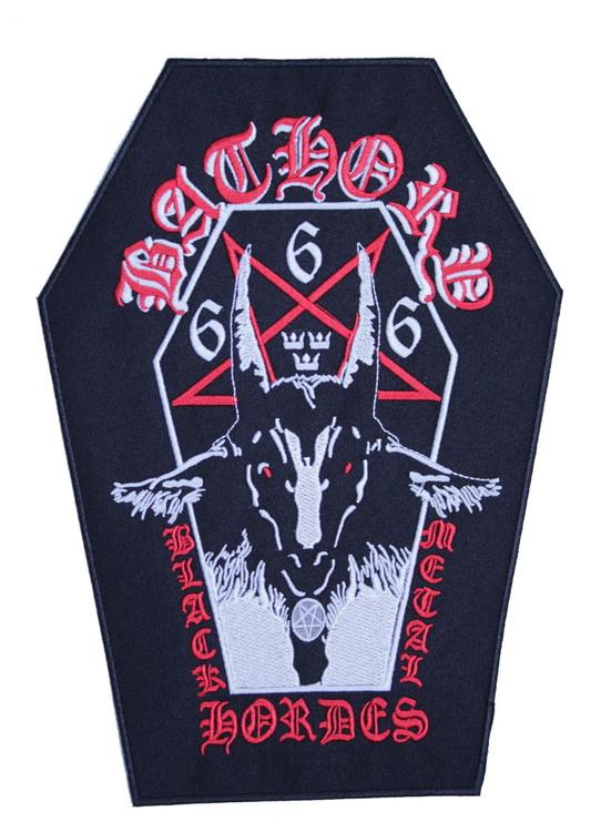 Bathory Black metal hordes XL