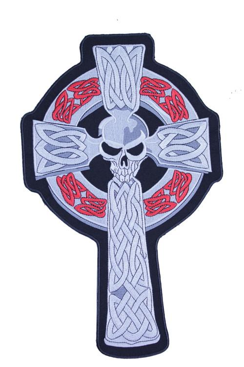 Cross/skull
