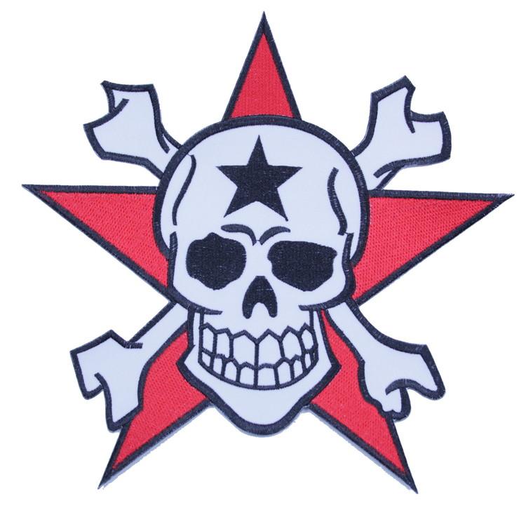 Skull/star XL