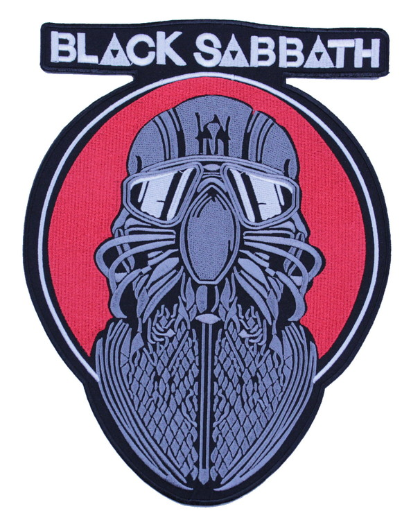 Black sabbath Never say die XL