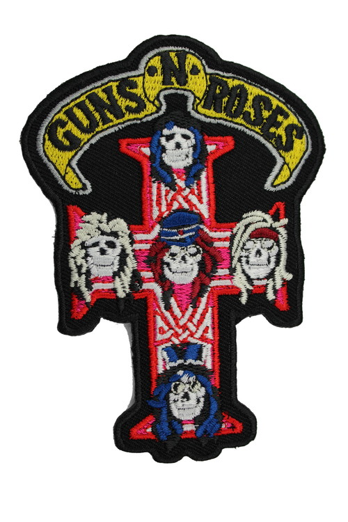 Guns n roses cross
