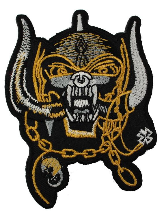 Motörhead snaggletooth