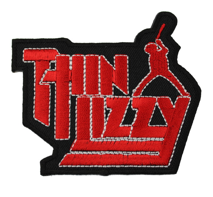 Thin lizzy red